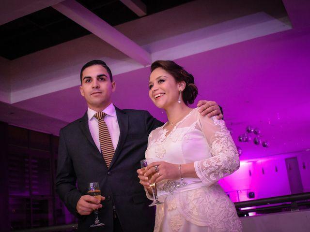 El matrimonio de Bárbara y Hans