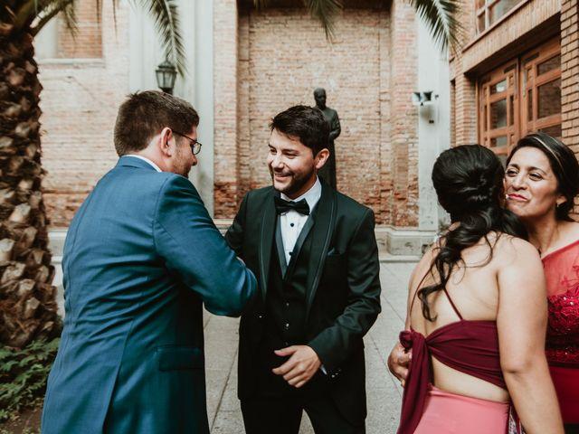 El matrimonio de José Luis y Helen en Curicó, Curicó 40