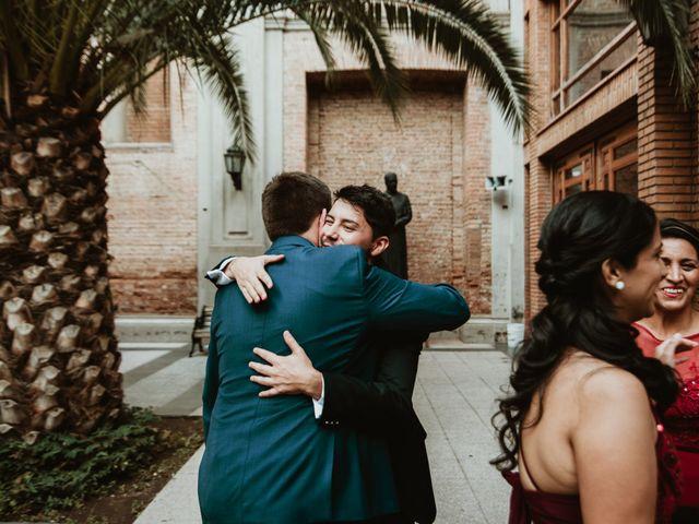 El matrimonio de José Luis y Helen en Curicó, Curicó 41