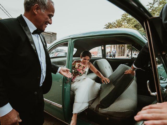 El matrimonio de José Luis y Helen en Curicó, Curicó 42