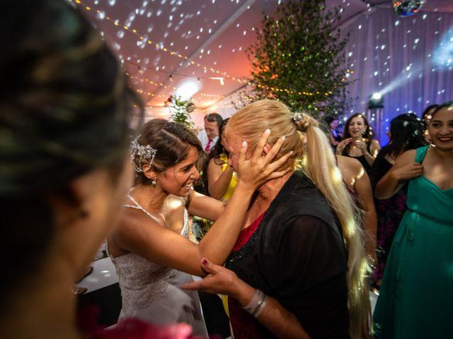 El matrimonio de José Luis y Helen en Curicó, Curicó 101