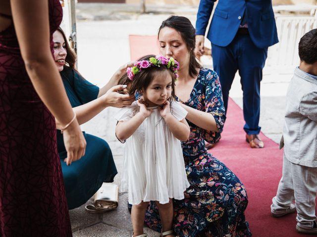 El matrimonio de Alfredo y Daniela en Graneros, Cachapoal 18