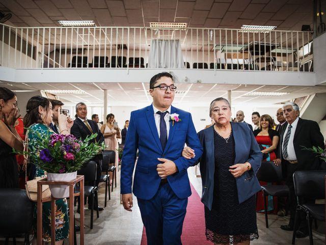 El matrimonio de Alfredo y Daniela en Graneros, Cachapoal 21