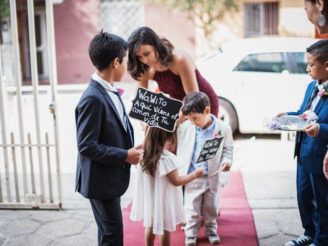 El matrimonio de Alfredo y Daniela en Graneros, Cachapoal 22