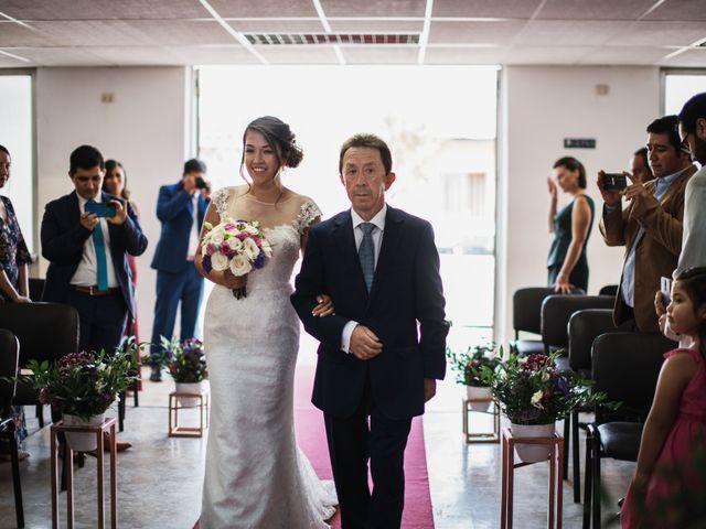 El matrimonio de Alfredo y Daniela en Graneros, Cachapoal 23