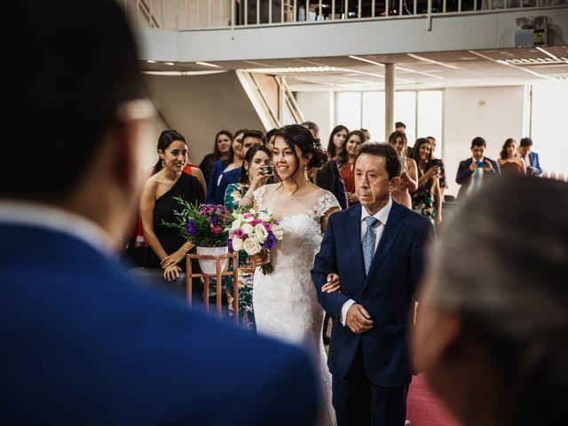 El matrimonio de Alfredo y Daniela en Graneros, Cachapoal 24