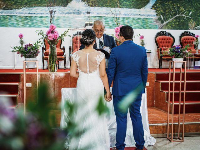 El matrimonio de Alfredo y Daniela en Graneros, Cachapoal 25
