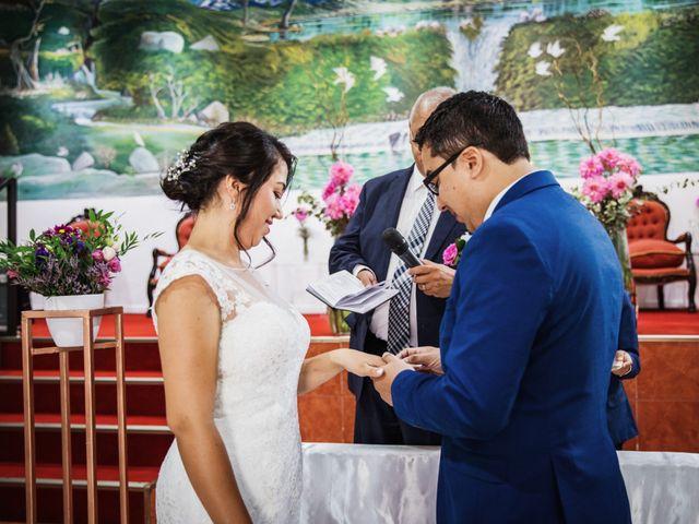 El matrimonio de Alfredo y Daniela en Graneros, Cachapoal 30