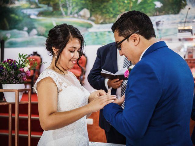 El matrimonio de Alfredo y Daniela en Graneros, Cachapoal 31