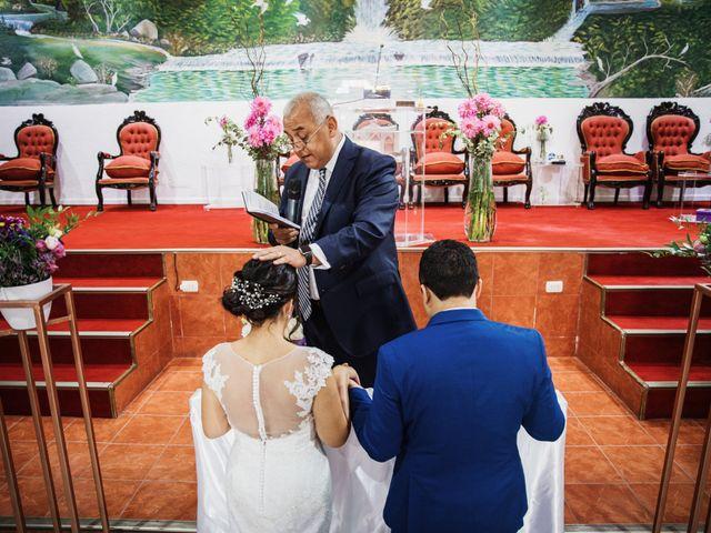 El matrimonio de Alfredo y Daniela en Graneros, Cachapoal 32