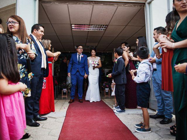 El matrimonio de Alfredo y Daniela en Graneros, Cachapoal 35