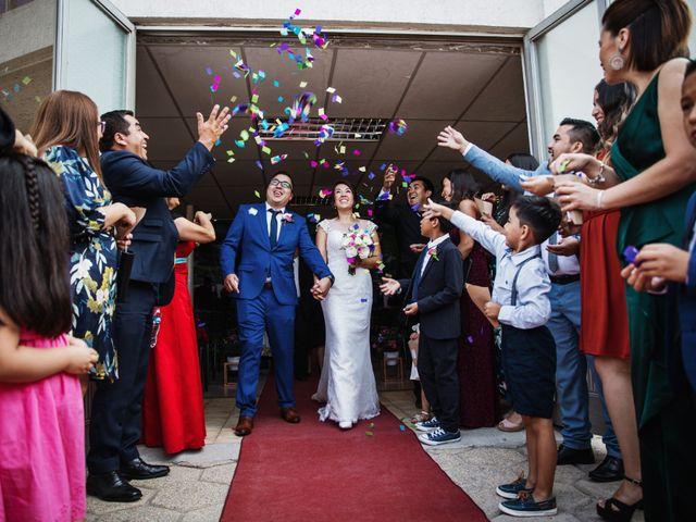 El matrimonio de Alfredo y Daniela en Graneros, Cachapoal 36