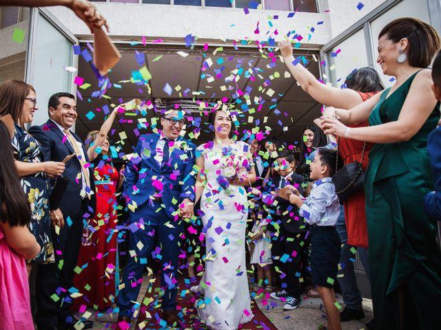 El matrimonio de Alfredo y Daniela en Graneros, Cachapoal 37