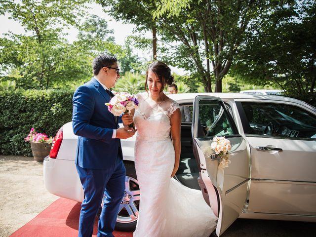 El matrimonio de Alfredo y Daniela en Graneros, Cachapoal 39