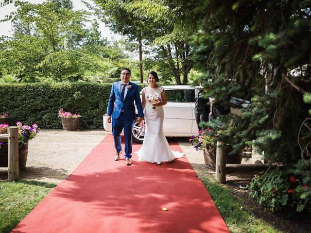 El matrimonio de Alfredo y Daniela en Graneros, Cachapoal 40