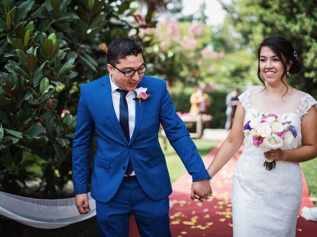 El matrimonio de Alfredo y Daniela en Graneros, Cachapoal 41