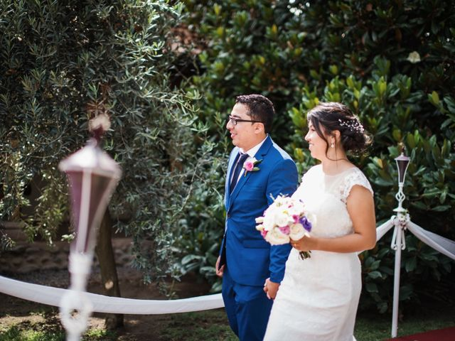 El matrimonio de Alfredo y Daniela en Graneros, Cachapoal 42