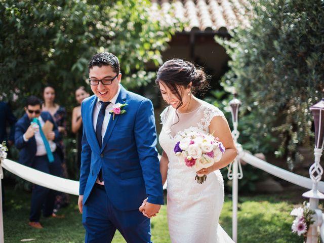 El matrimonio de Alfredo y Daniela en Graneros, Cachapoal 43