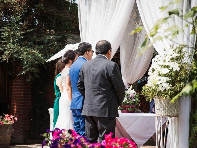 El matrimonio de Alfredo y Daniela en Graneros, Cachapoal 45