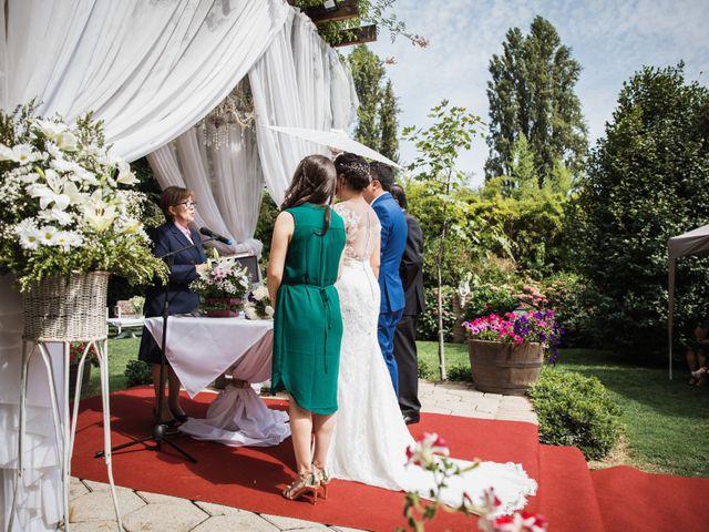 El matrimonio de Alfredo y Daniela en Graneros, Cachapoal 46