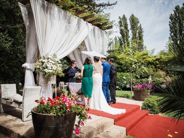 El matrimonio de Alfredo y Daniela en Graneros, Cachapoal 47