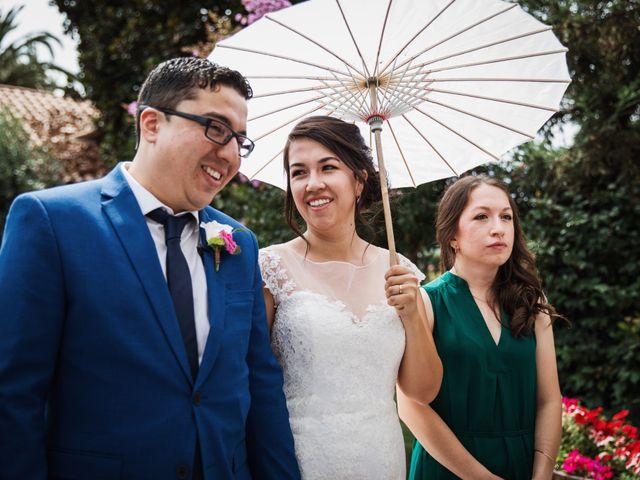 El matrimonio de Alfredo y Daniela en Graneros, Cachapoal 48