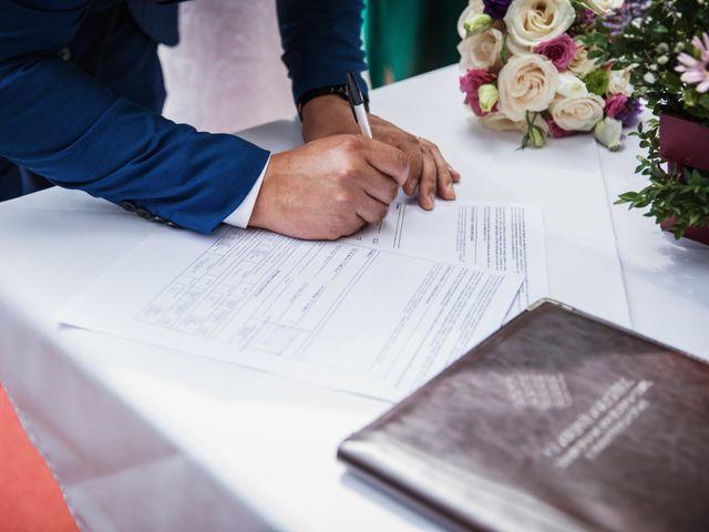 El matrimonio de Alfredo y Daniela en Graneros, Cachapoal 49