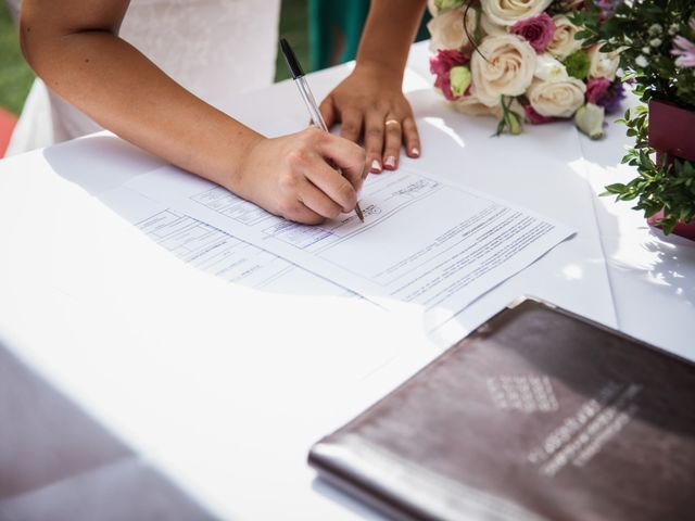 El matrimonio de Alfredo y Daniela en Graneros, Cachapoal 50