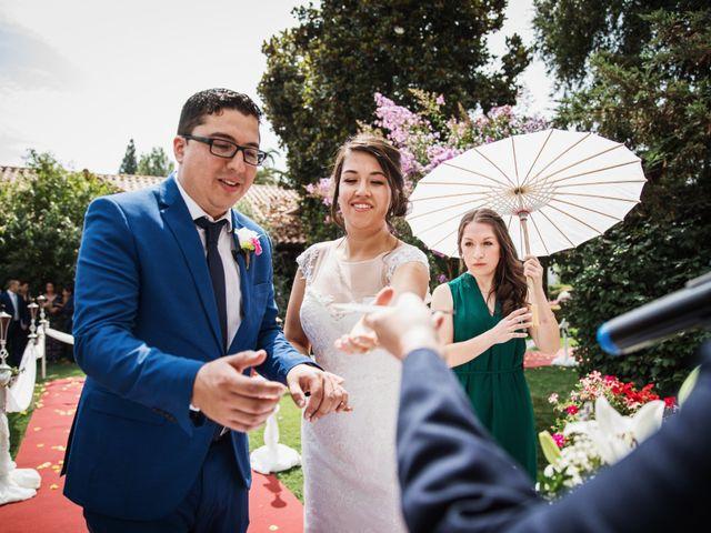 El matrimonio de Alfredo y Daniela en Graneros, Cachapoal 51