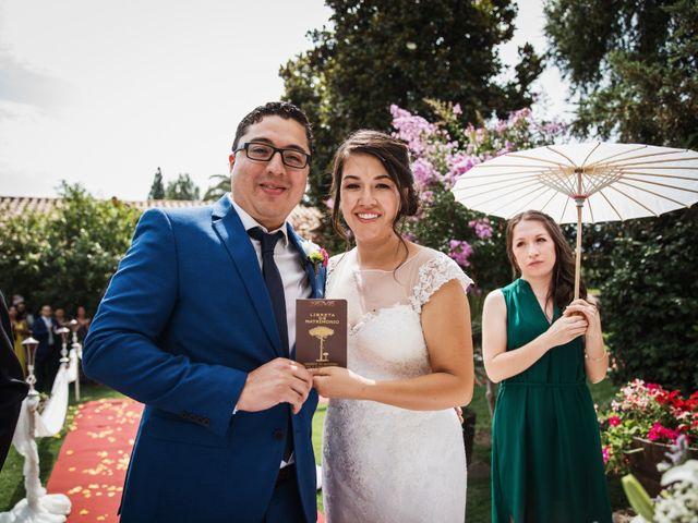El matrimonio de Alfredo y Daniela en Graneros, Cachapoal 53