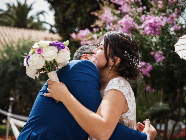 El matrimonio de Alfredo y Daniela en Graneros, Cachapoal 55