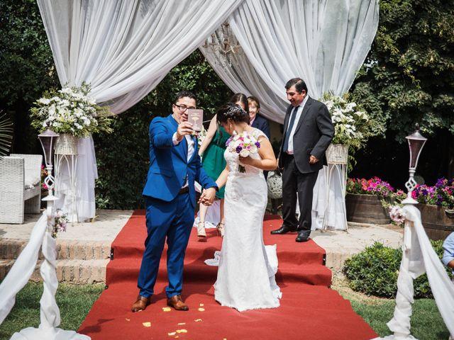 El matrimonio de Alfredo y Daniela en Graneros, Cachapoal 56