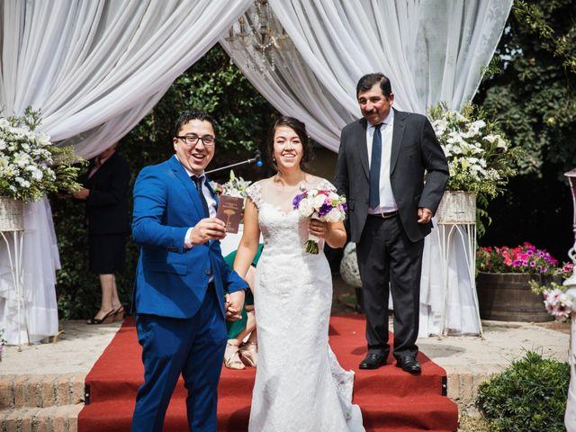 El matrimonio de Alfredo y Daniela en Graneros, Cachapoal 57