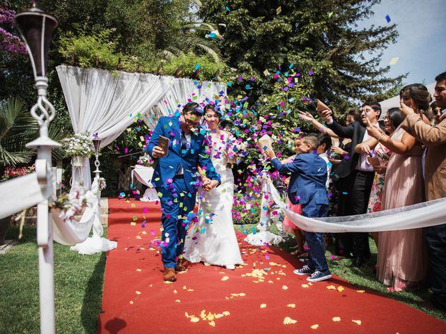 El matrimonio de Alfredo y Daniela en Graneros, Cachapoal 58