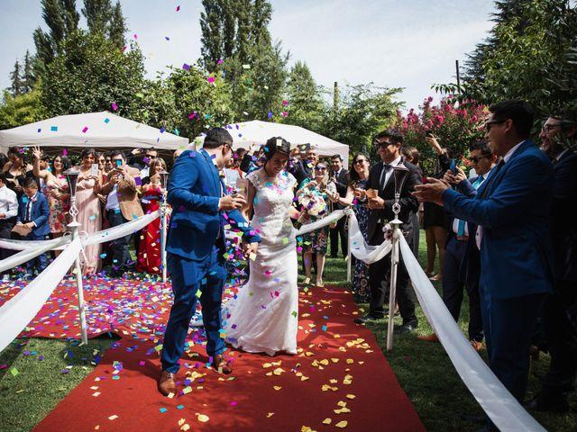 El matrimonio de Alfredo y Daniela en Graneros, Cachapoal 60