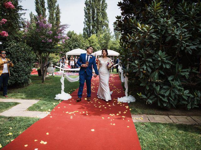 El matrimonio de Alfredo y Daniela en Graneros, Cachapoal 61