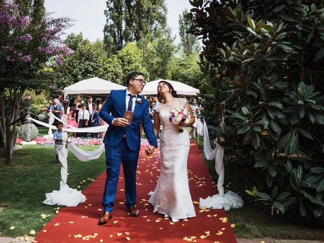El matrimonio de Alfredo y Daniela en Graneros, Cachapoal 62