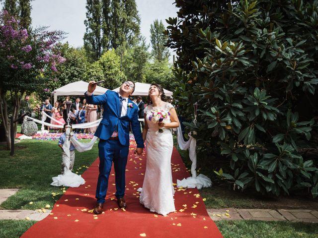 El matrimonio de Alfredo y Daniela en Graneros, Cachapoal 63