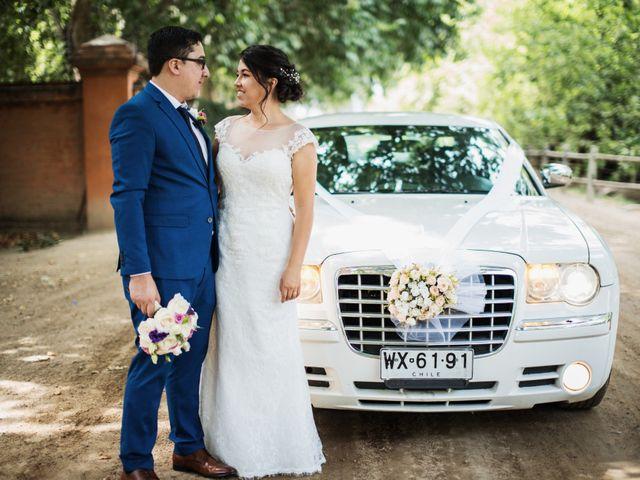El matrimonio de Alfredo y Daniela en Graneros, Cachapoal 64