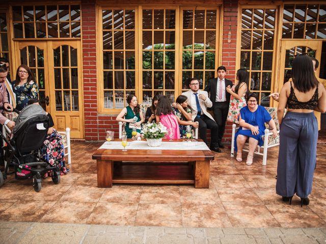 El matrimonio de Alfredo y Daniela en Graneros, Cachapoal 66