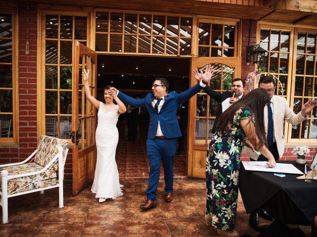 El matrimonio de Alfredo y Daniela en Graneros, Cachapoal 68