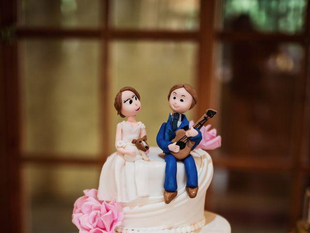El matrimonio de Alfredo y Daniela en Graneros, Cachapoal 79