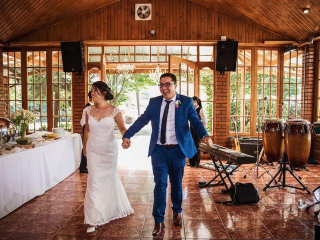 El matrimonio de Alfredo y Daniela en Graneros, Cachapoal 83