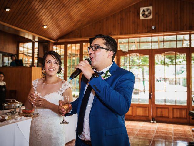 El matrimonio de Alfredo y Daniela en Graneros, Cachapoal 84