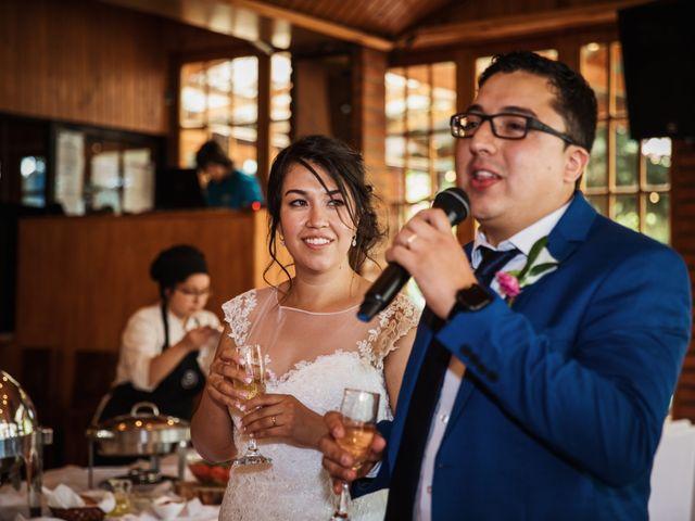 El matrimonio de Alfredo y Daniela en Graneros, Cachapoal 86