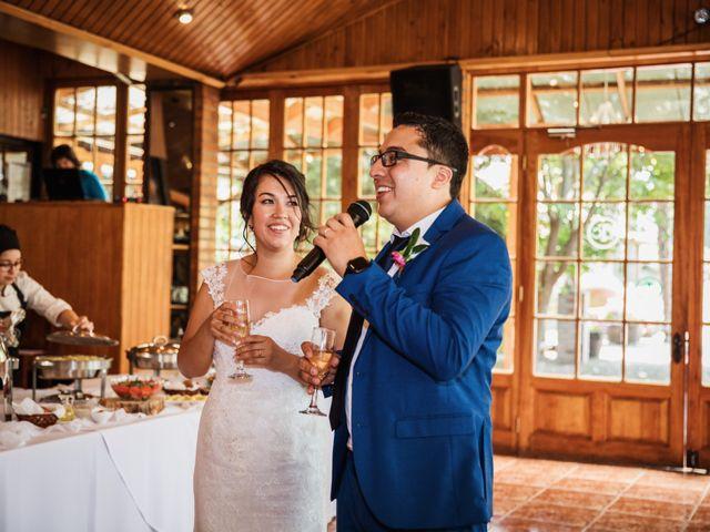 El matrimonio de Alfredo y Daniela en Graneros, Cachapoal 87