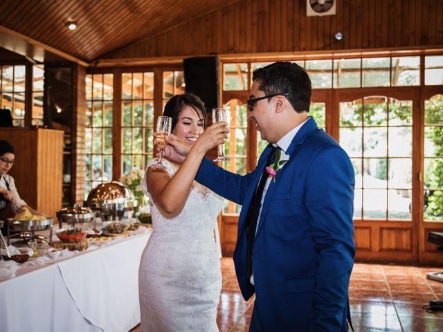 El matrimonio de Alfredo y Daniela en Graneros, Cachapoal 88