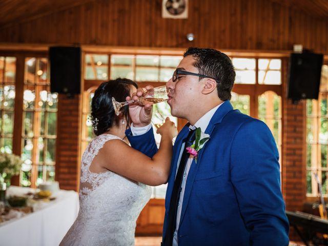 El matrimonio de Alfredo y Daniela en Graneros, Cachapoal 89
