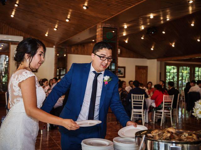 El matrimonio de Alfredo y Daniela en Graneros, Cachapoal 90