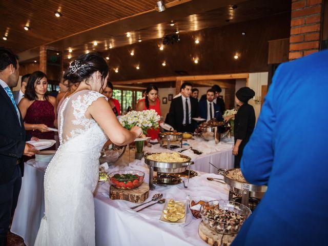 El matrimonio de Alfredo y Daniela en Graneros, Cachapoal 92